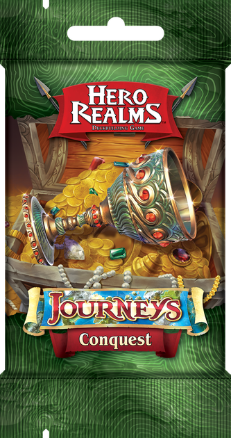 Hero Realms Journeys Conquest