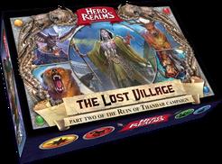 Hero Realms The Lost Village Campaign Deck