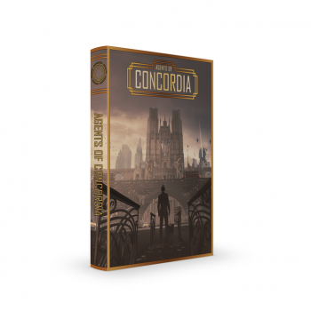 Agents of Concordia Core Rulebook