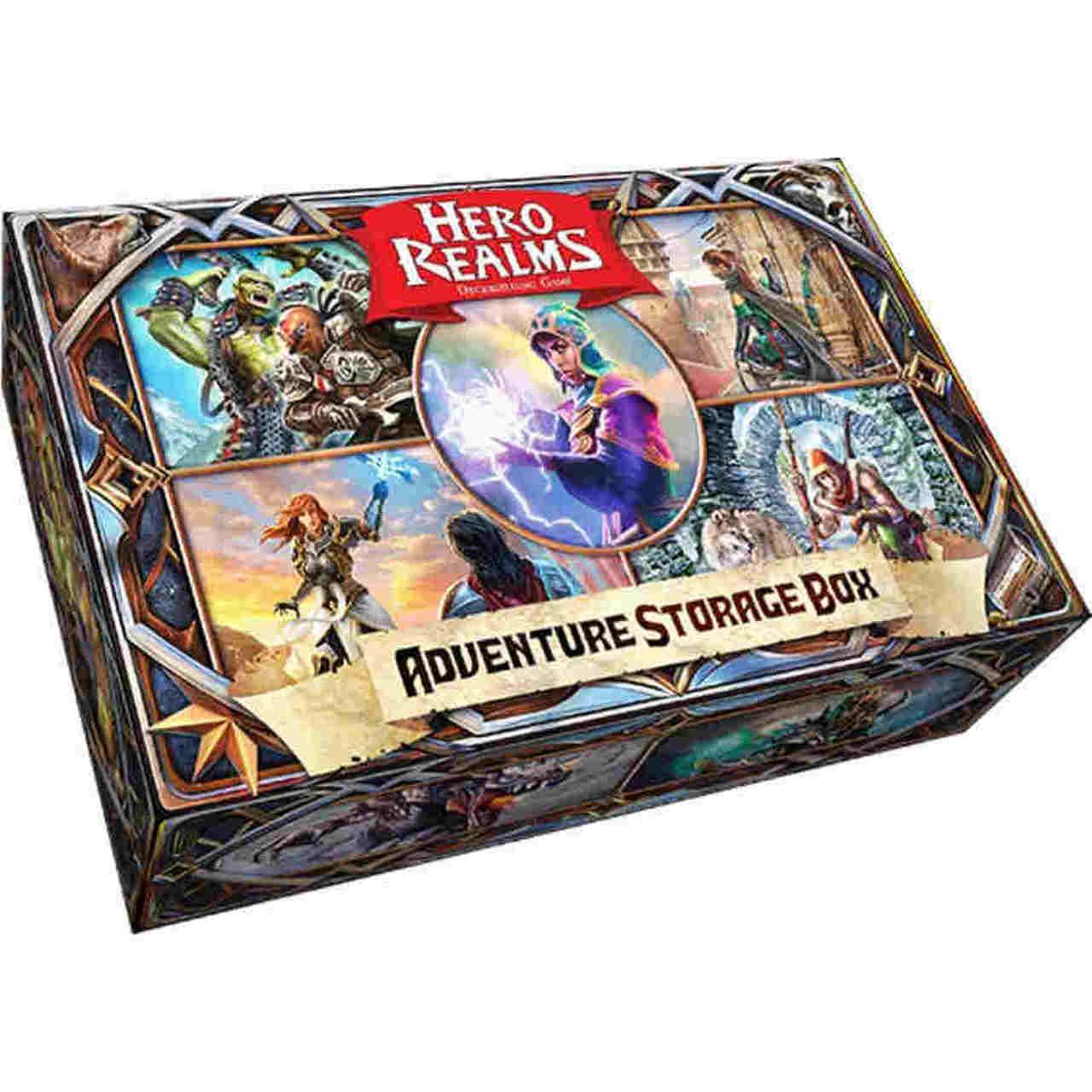 Hero Realms Adventure Storage Box