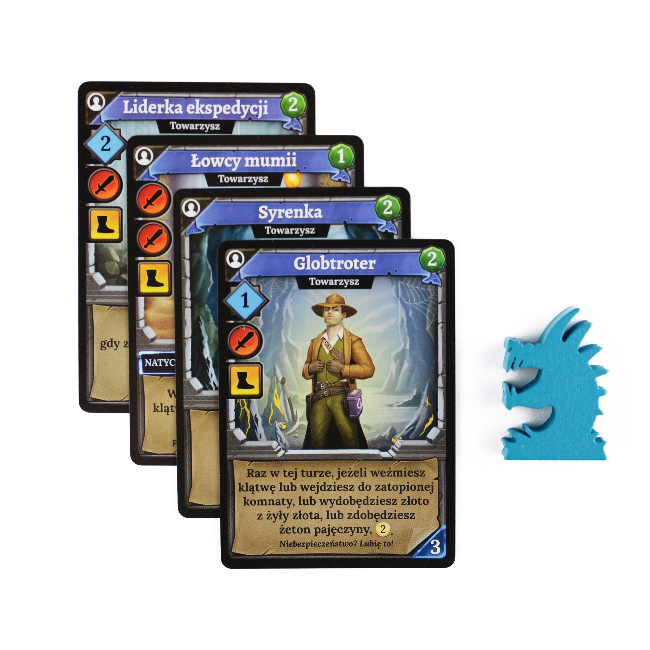 Brzdęk  Zestaw kart promocyjnych  Minidodatek 2