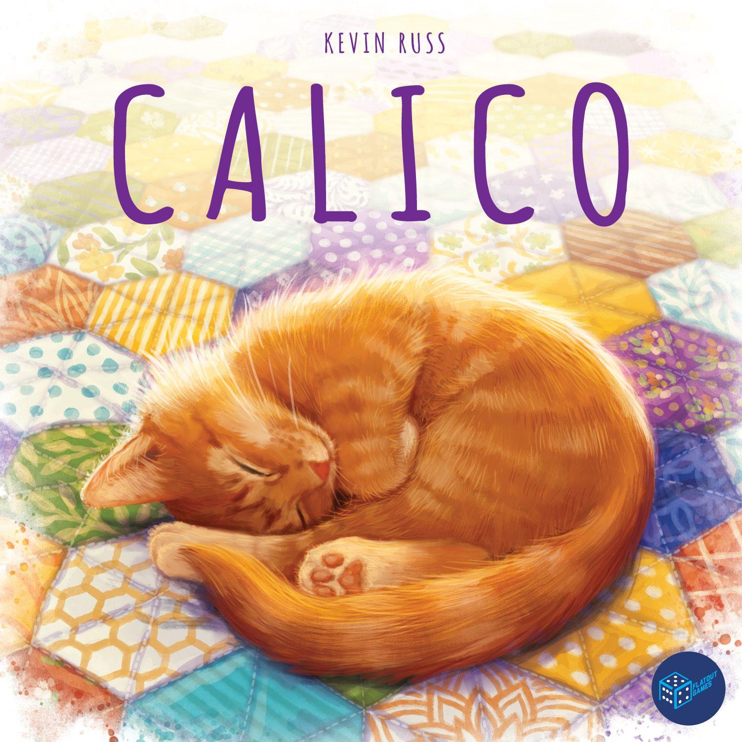 Calico (edycja angielska)