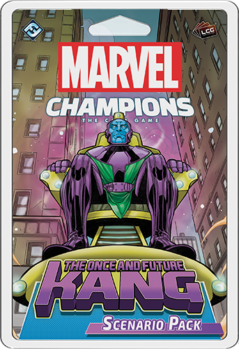 Marvel Champions: The Card Game - The Once and Future Kang Scena