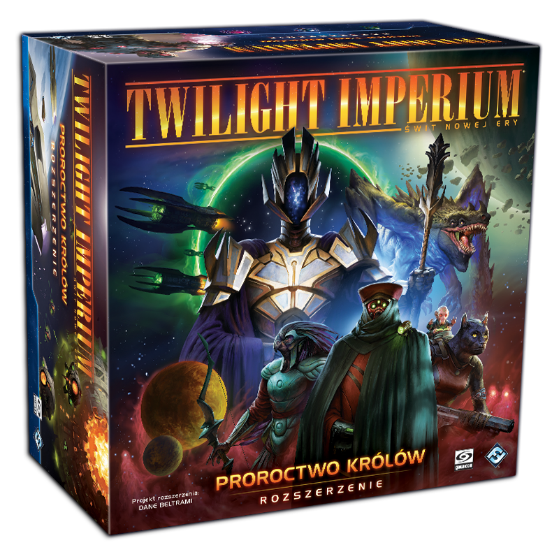 Twilight Imperium: Świt nowej ery Proroctwo Królów