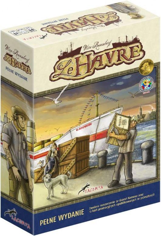 Le Havre (wraz z rozszerzeniem Le Grand Hameau)
