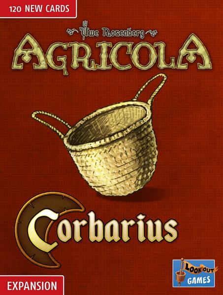 Agricola: Corbarius Deck (Revised)