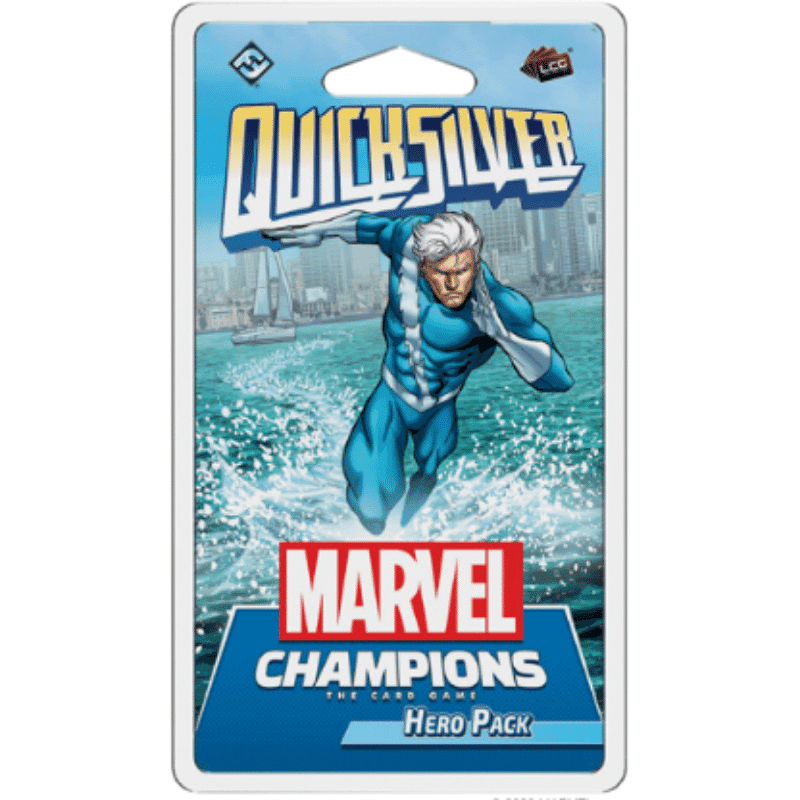 Marvel Champions: The Card Game  Quicksilver Hero Pack