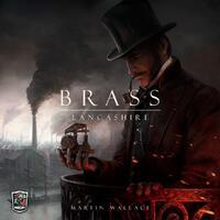 Brass: Lancashire (uszkodzony)