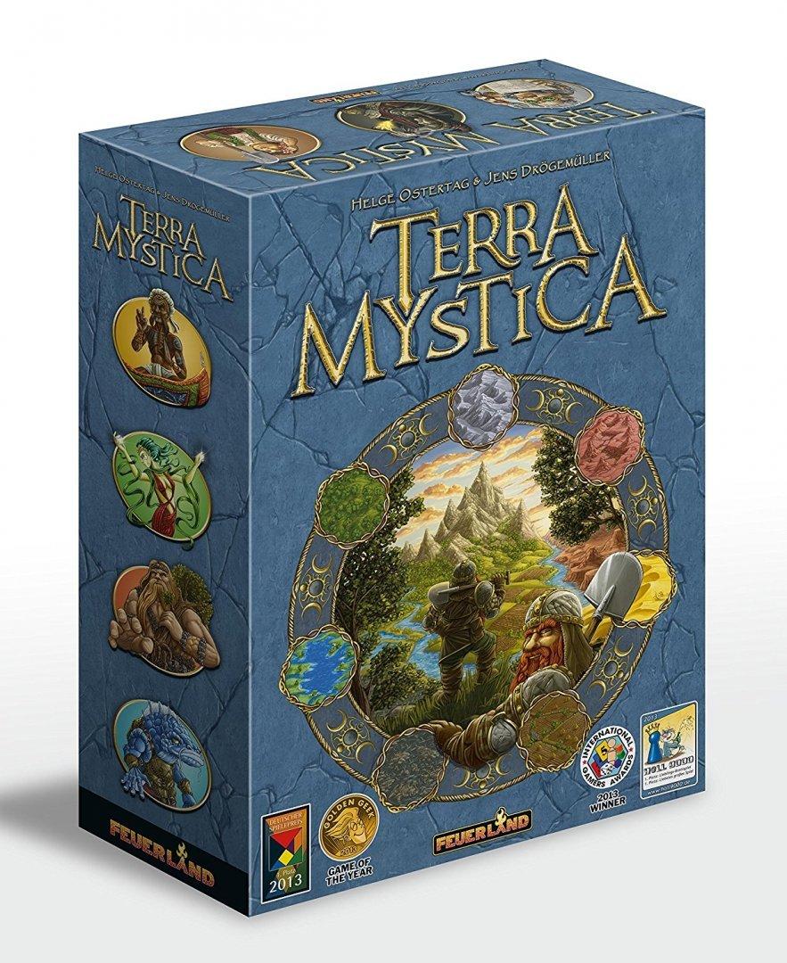 Terra Mystica (angielskie wydanie)