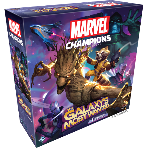 Marvel Champions: Galaxy Most Wanted