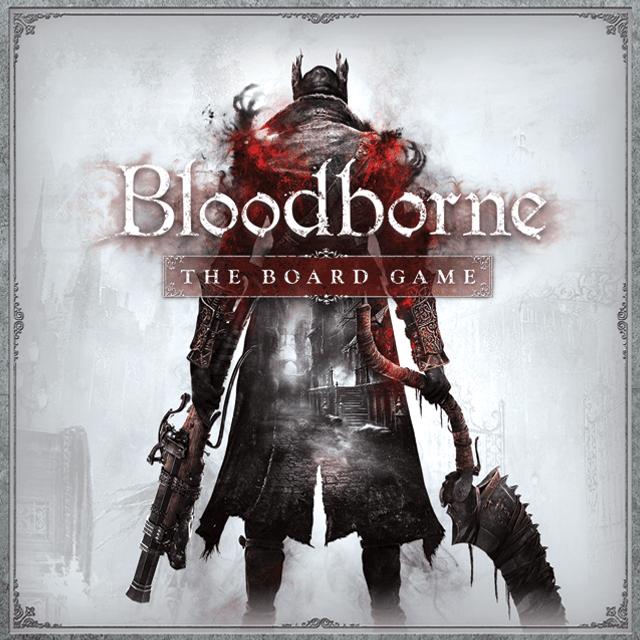Bloodborne: The Board Game (edycja angielska)