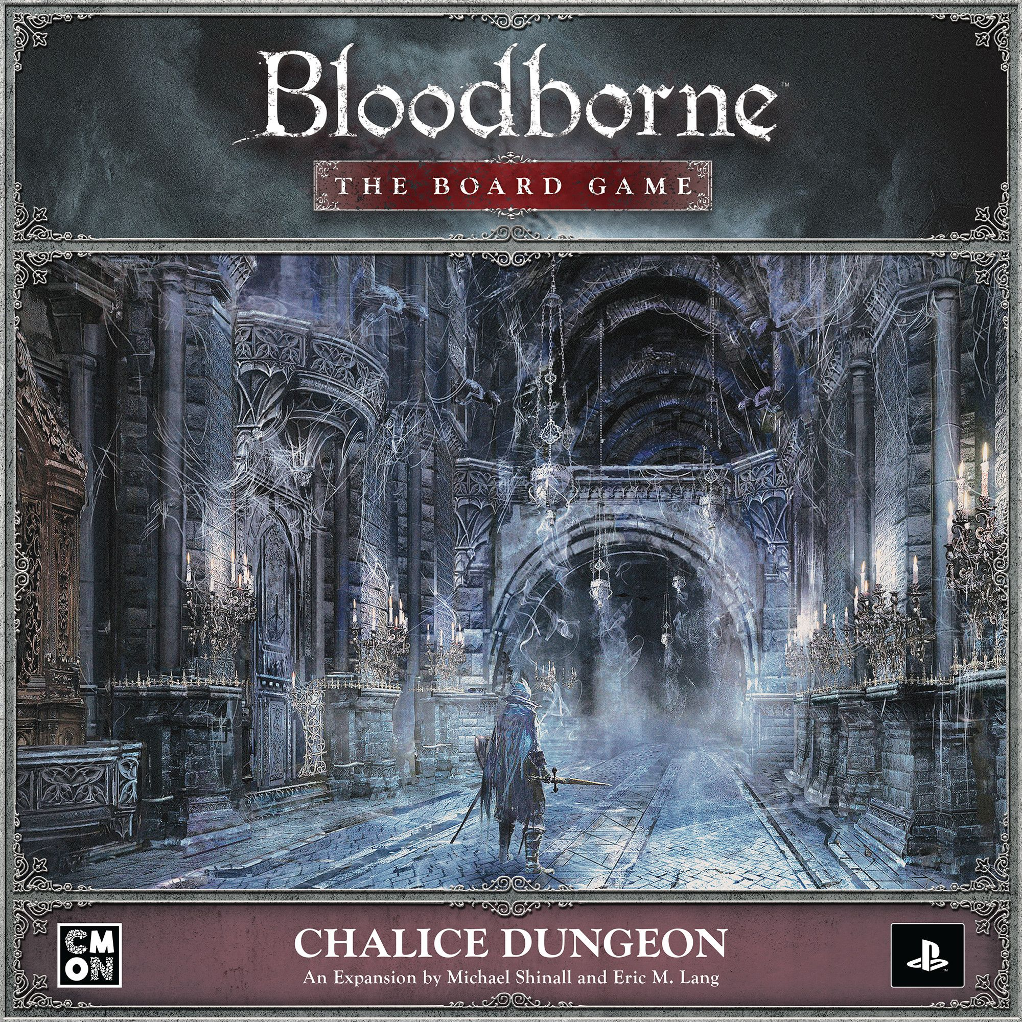 Bloodborne: The Board Game  Chalice Dungeon