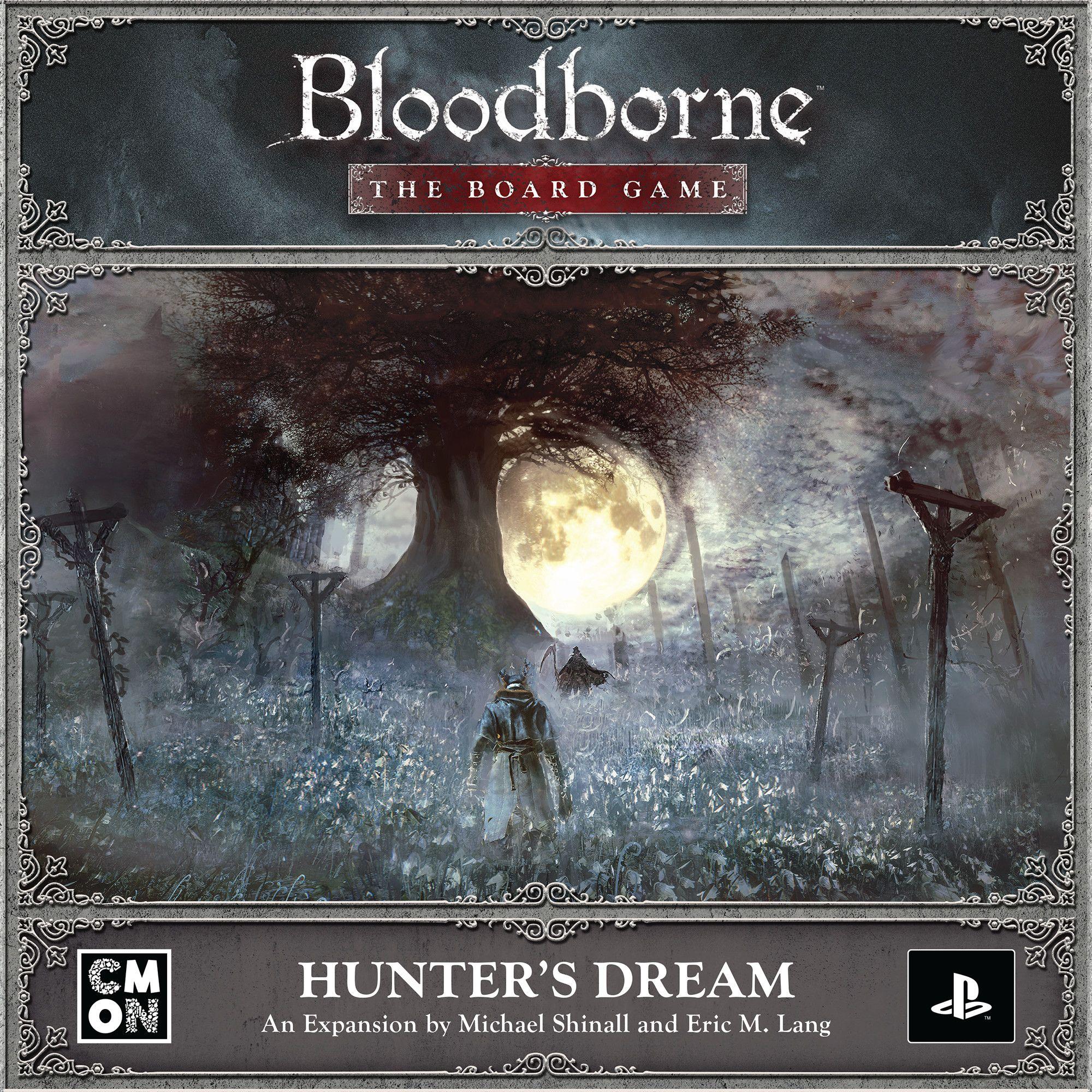 Bloodborne: The Board Game  Hunter's Dream