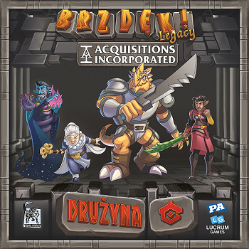 Brzdęk! Legacy: Acquisitions Incorporated Drużyna C