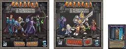 Zestaw Brzdęk! Legacy: Drużyna Zarządu + Drużyna C + karta promo