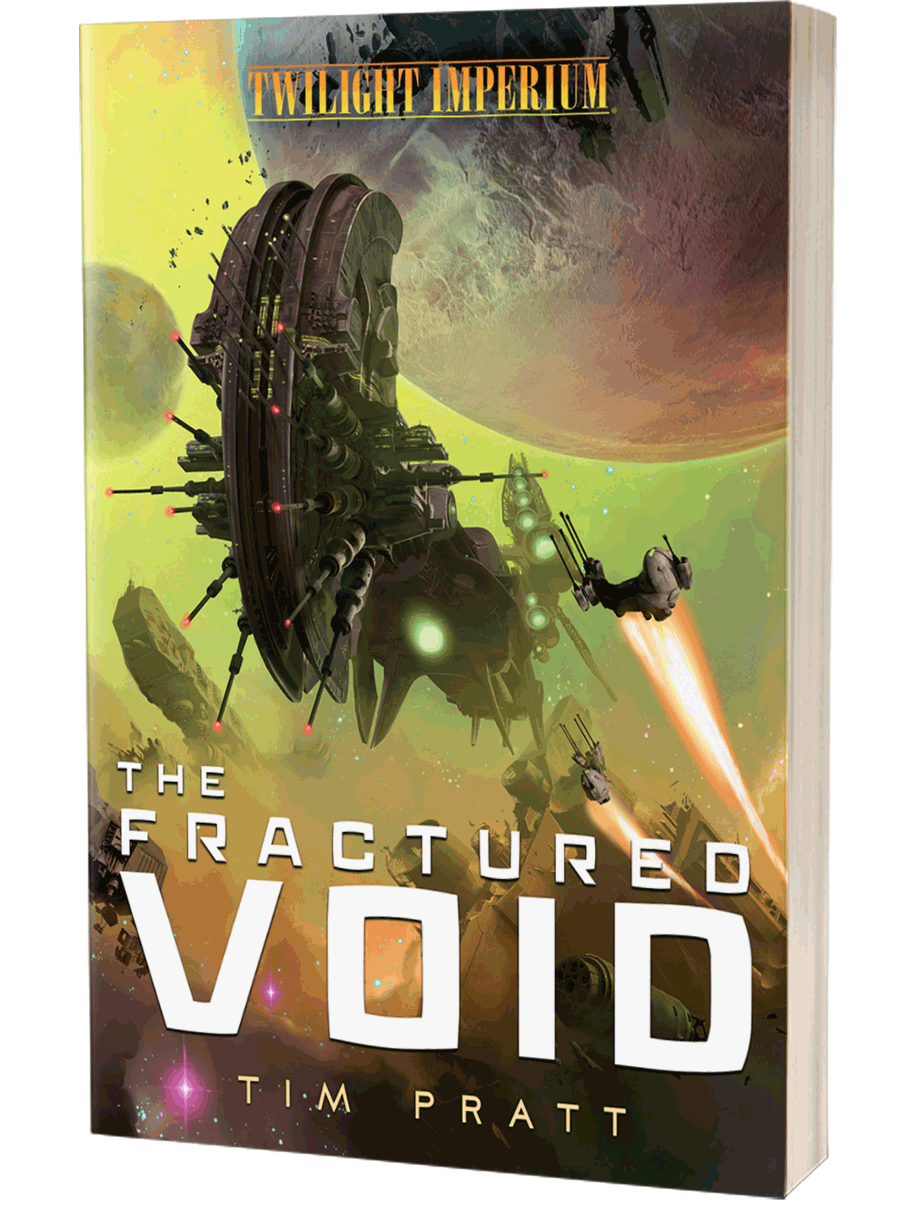 Twilight Imperium Novel The Fractured Void
