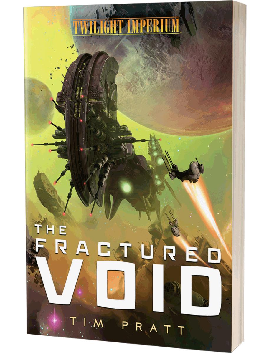 Twilight Imperium Novel The Fractured Void