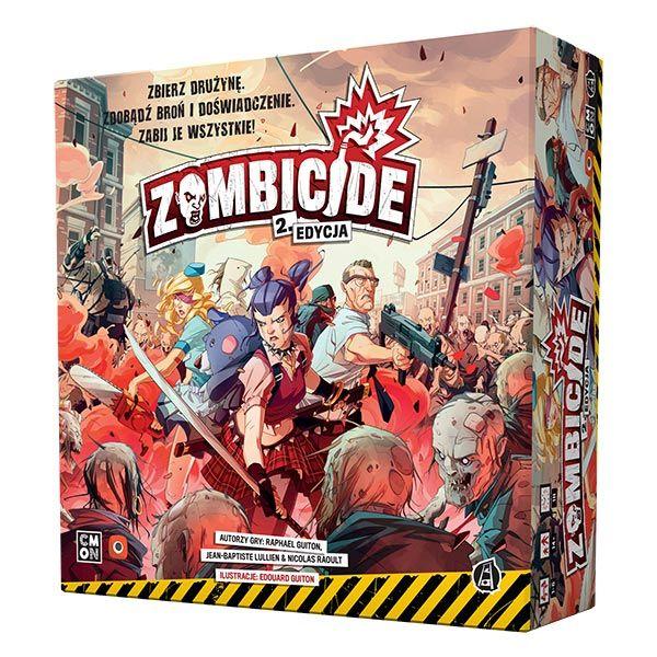 Zombicide 2 edycja