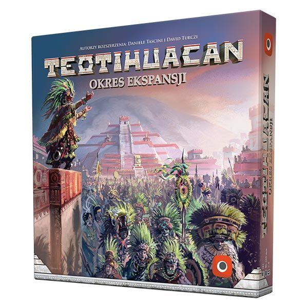 Teotihuacan: Okres Ekspansji