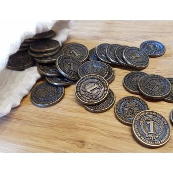 Glen More II: Chronicles Metal Coins