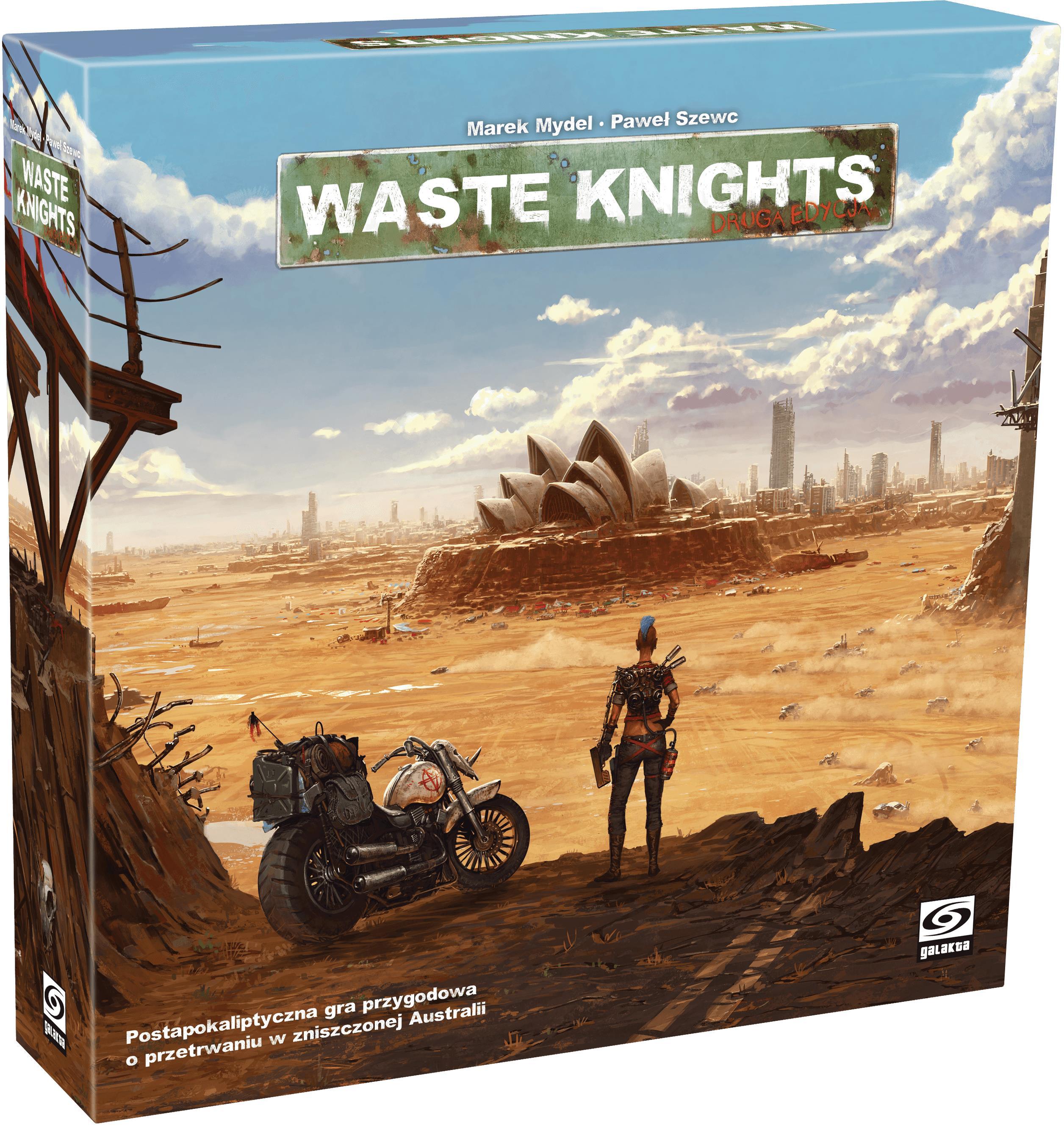 Waste Knights (edycja polska)