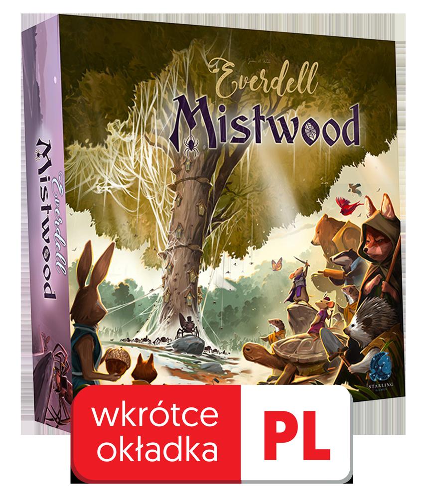 Everdell: Mistwood (edycja polska)
