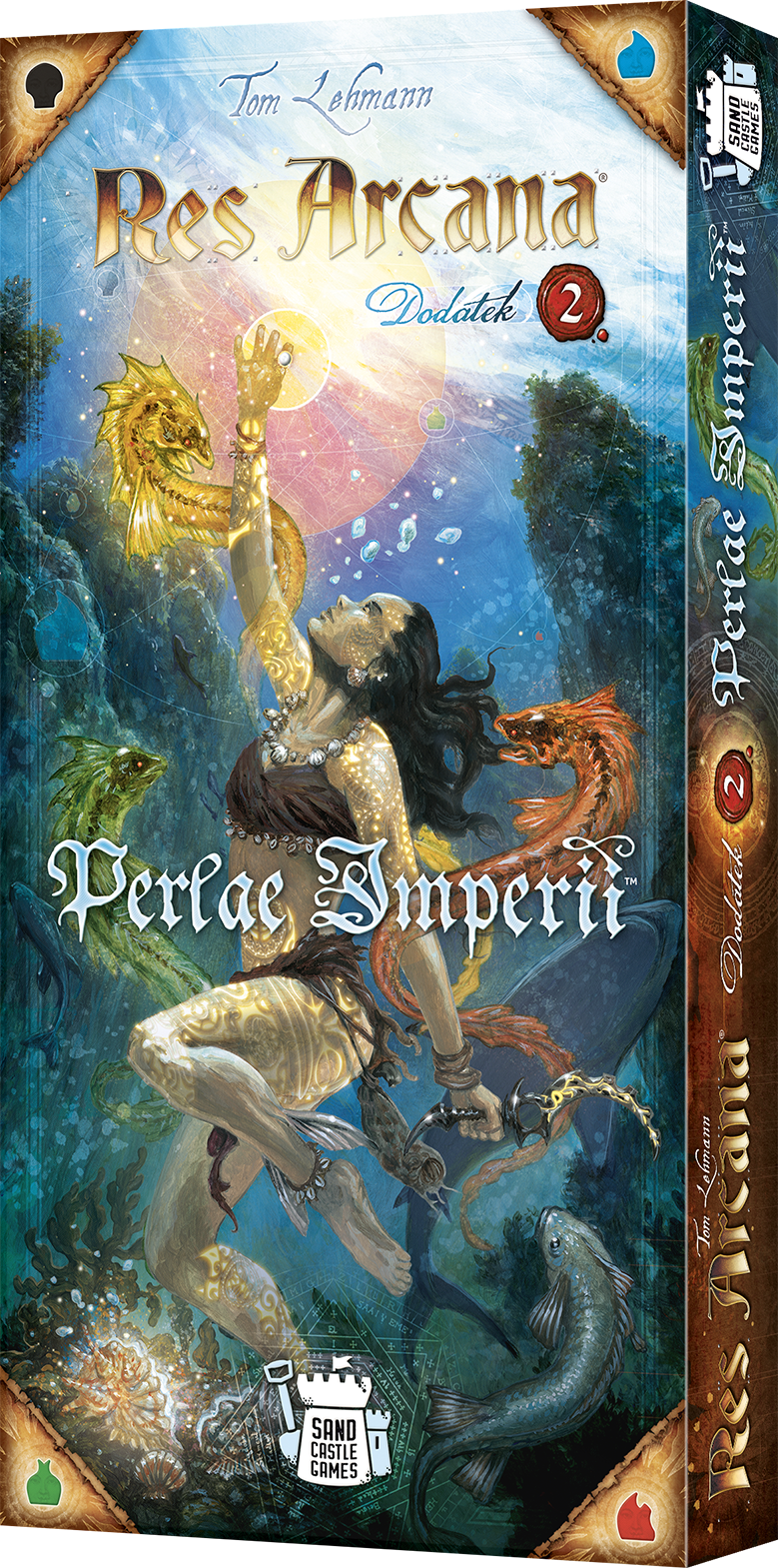 Res Arcana: Perlae Imperii (edycja polska)
