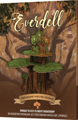 Everdell: Drewniane Wieczne Drzewo