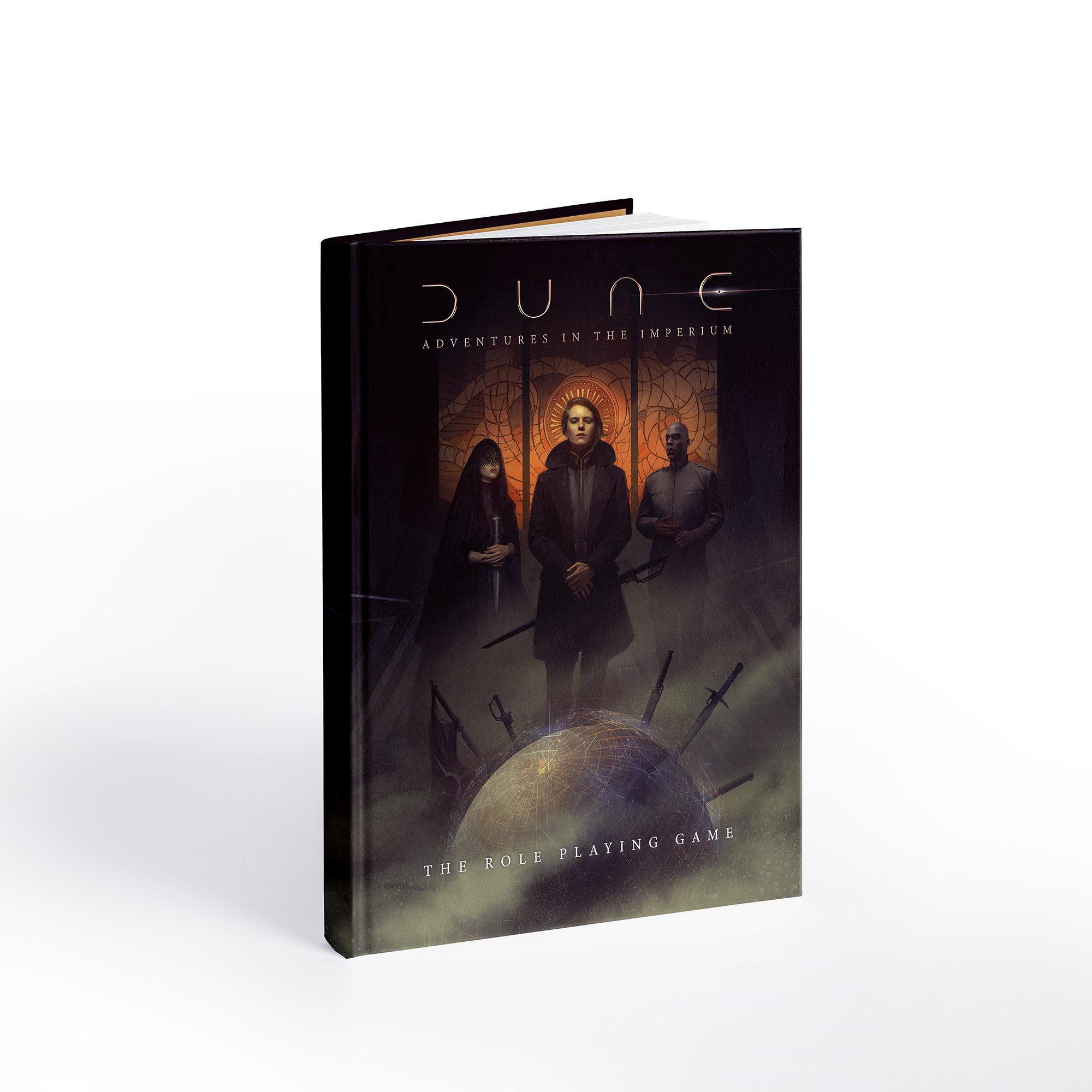Dune Adventures in the Imperium Core RPG
