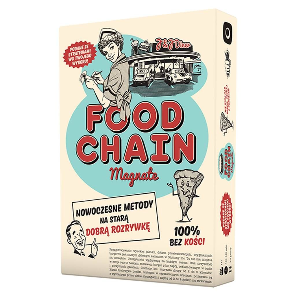 Food Chain Magnate (wersja polska)