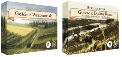 Viticulture: Goście z Wrzosowisk + Goście z Doliny Renu