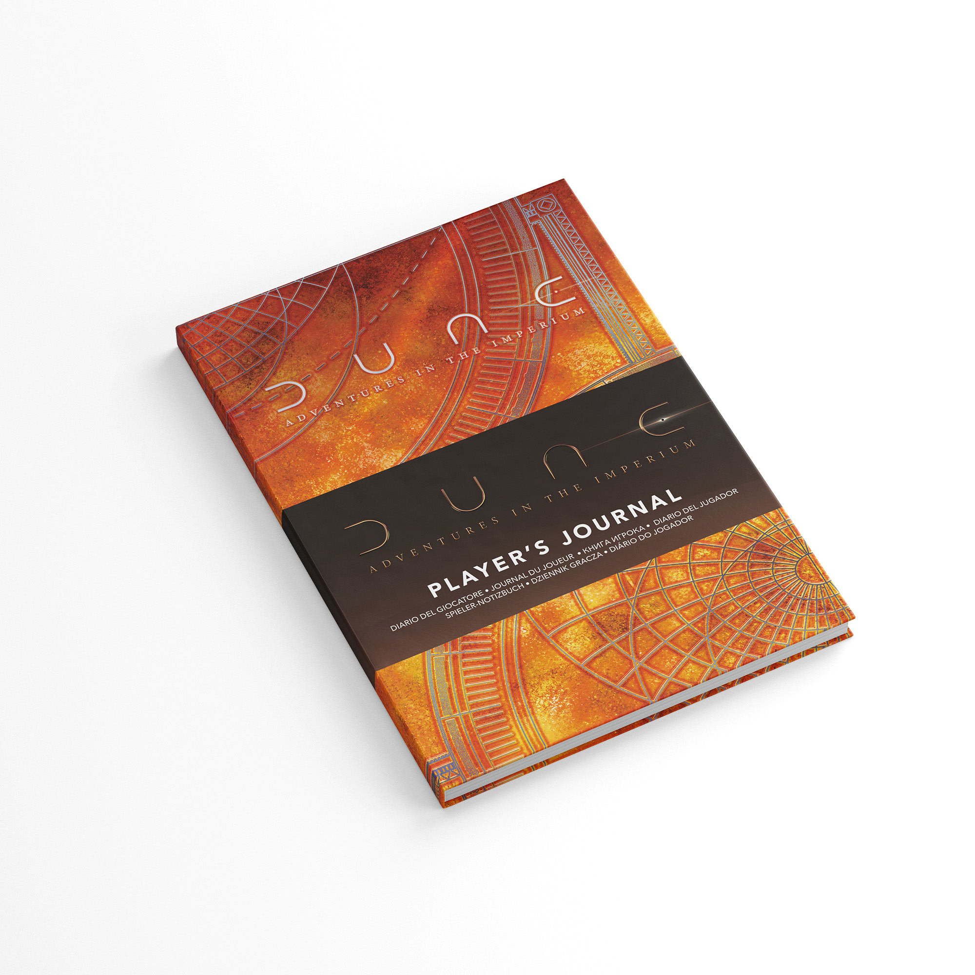 Dune RPG Players Journal
