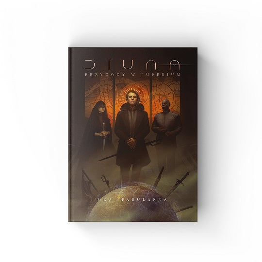 Diuna RPG (edycja polska)
