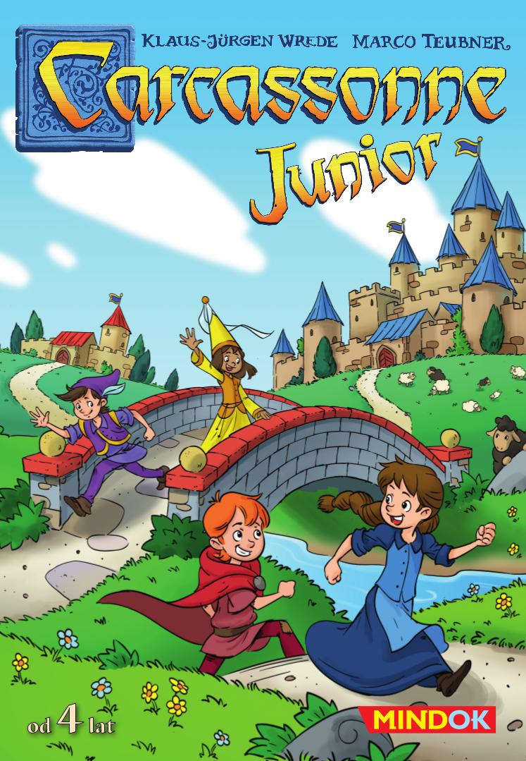 Carcassonne Junior (wydanie polskie)