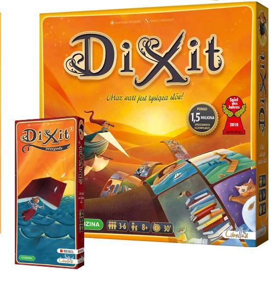 Dixit + Dixit 2