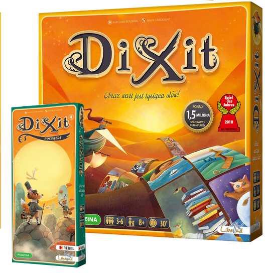 Dixit + Dixit 4