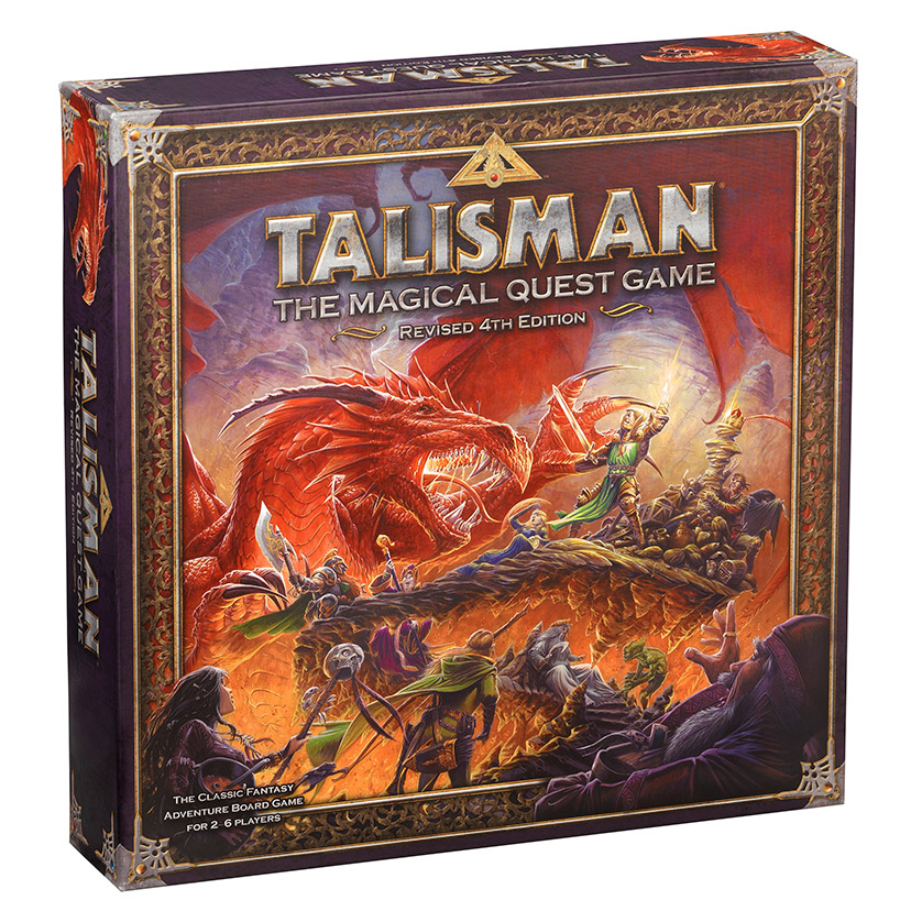 Talisman 4th edition core game
