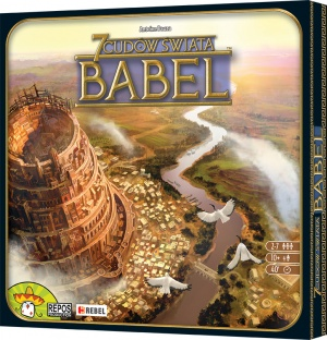 7 Cud�w �wiata: Babel