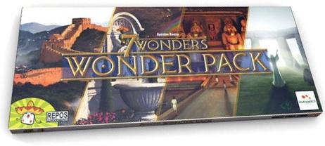 7 Cudów Świata: Wonder Pack