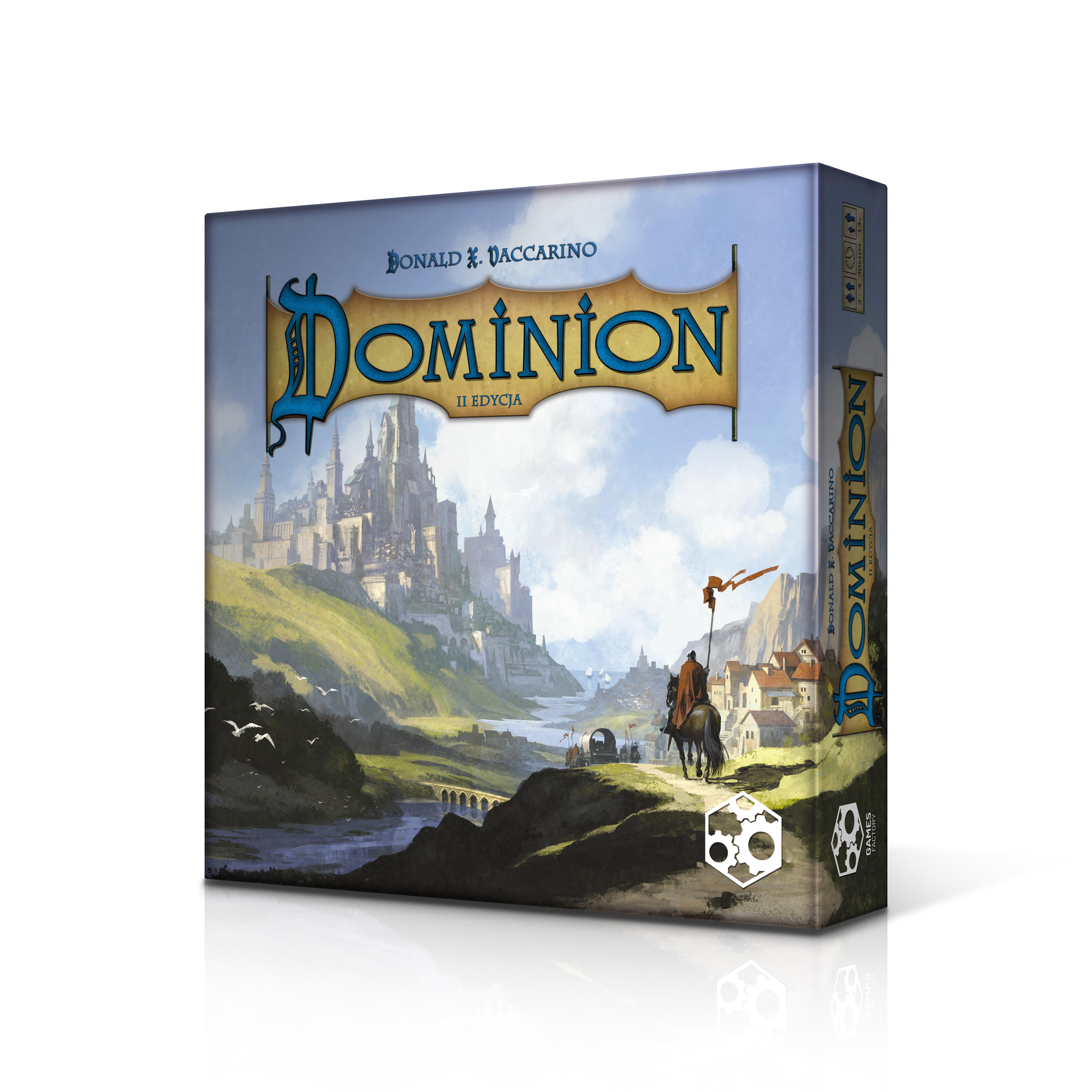 Dominion II edycja (polskie wydanie)