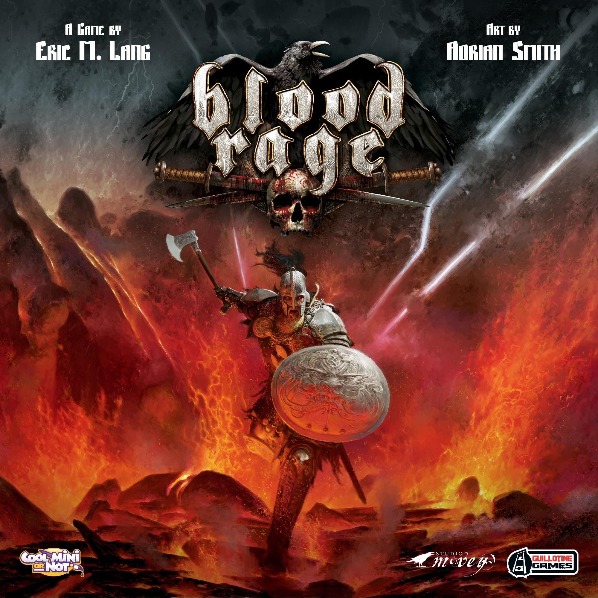 Blood Rage (edycja angielska)