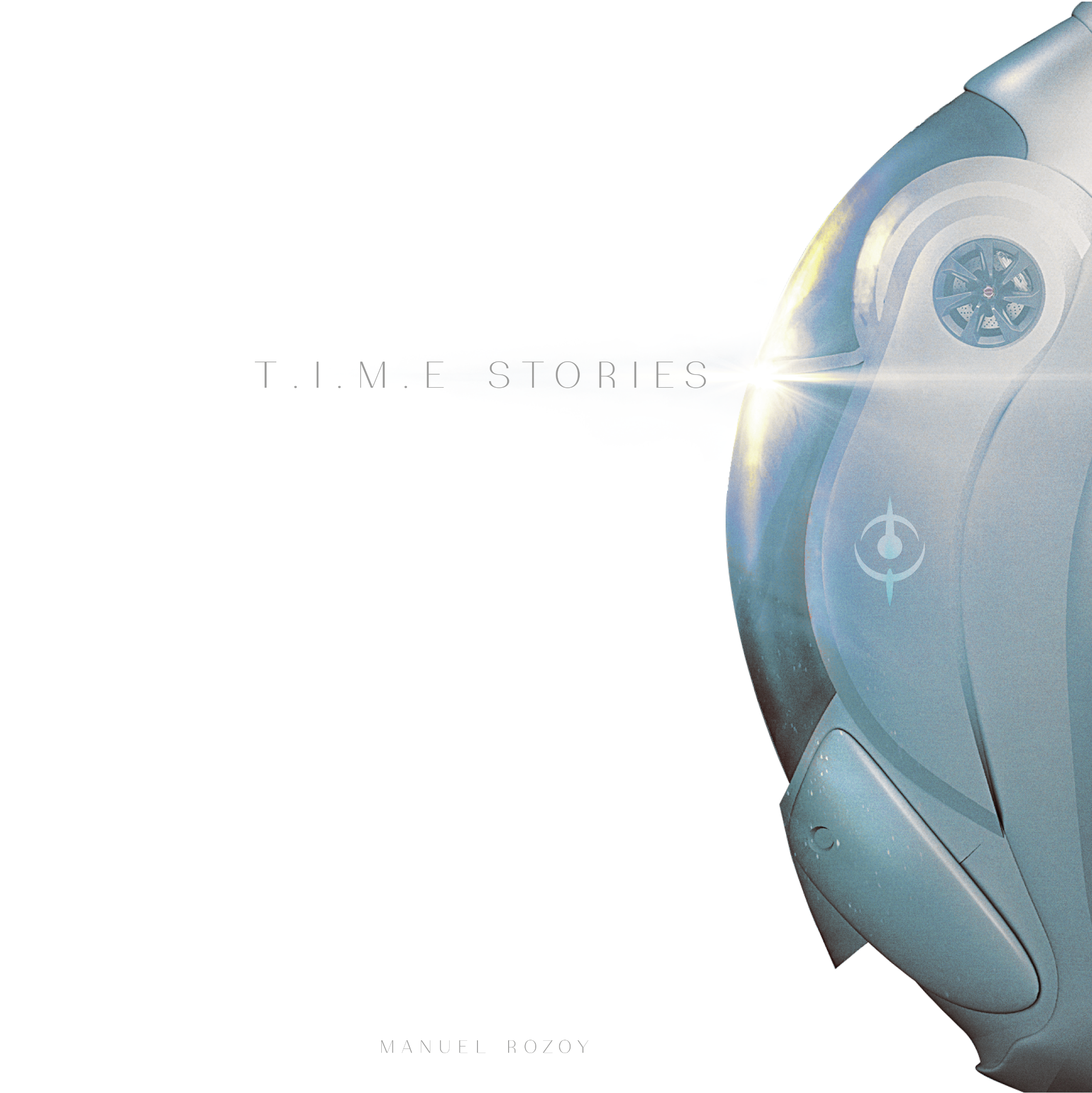 T.I.M.E Stories (TIME Stories - including Asylum Mission)
