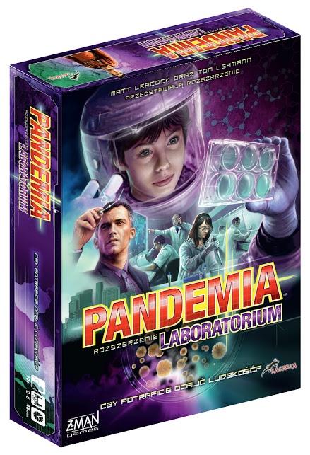 Pandemia - Laboratorium