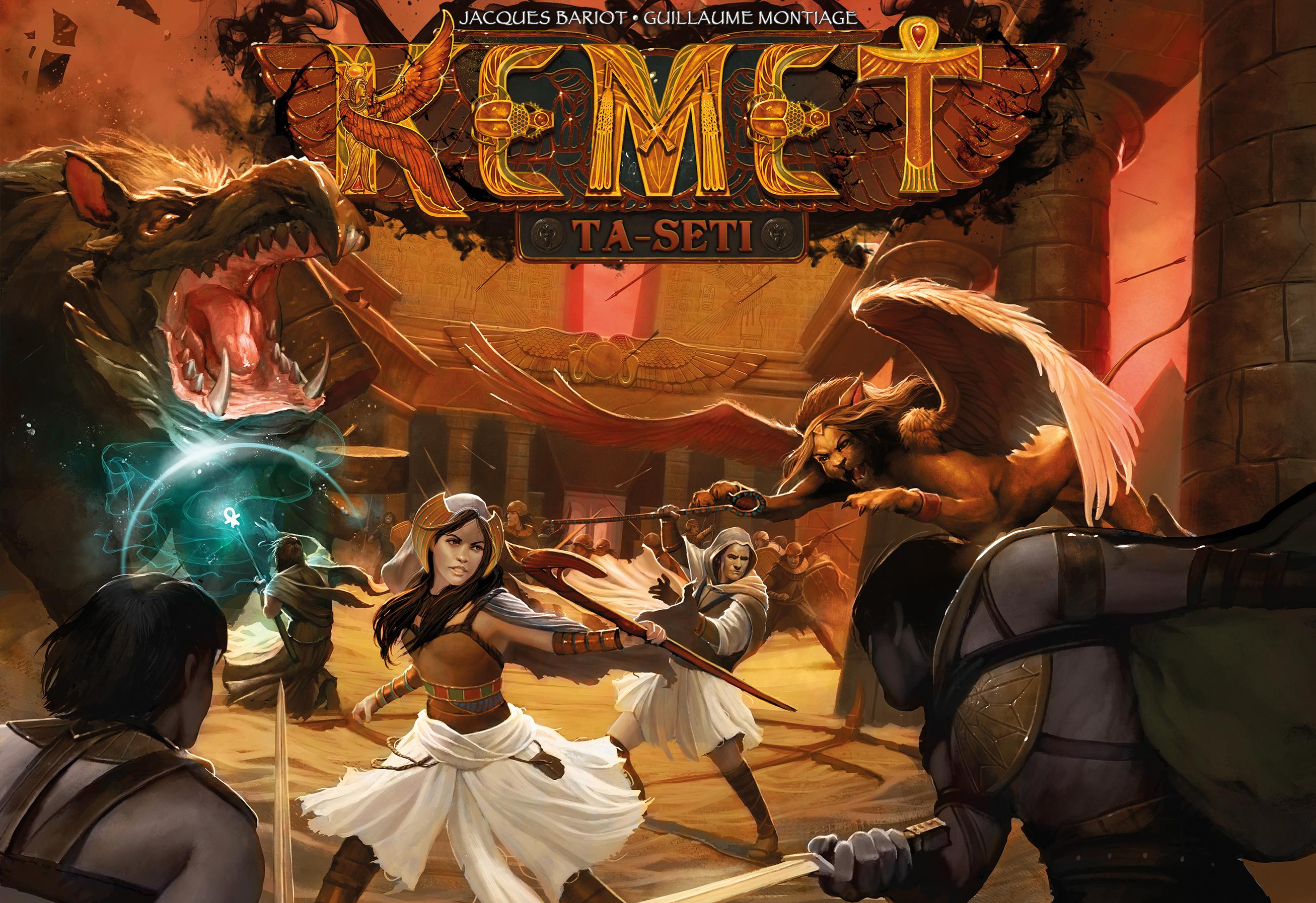 Kemet: Ta-Seti (edycja angielska)