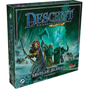 Descent: Mists of Bilehall