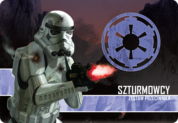 Star Wars: Imperium Atakuje  Szturmowcy