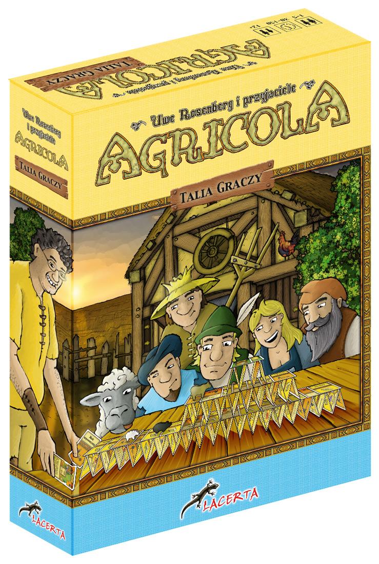 Agricola: Talia Graczy