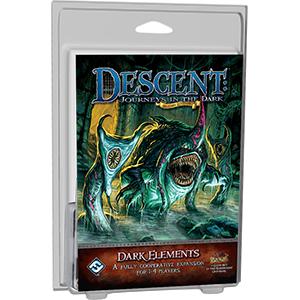 Descent: Journeys in the Dark - Dark Elements