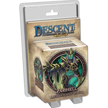 Descent Zarihell Lieutenant Miniature