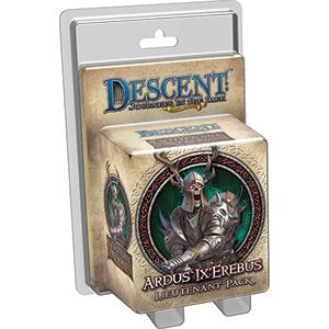 Descent Ardus Ix'Erebus Lieutenant Miniature